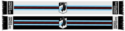 MINNESOTA UNITED SCARF - Red Stripe