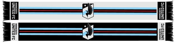 MINNESOTA UNITED FC SCARF - Red Stripe