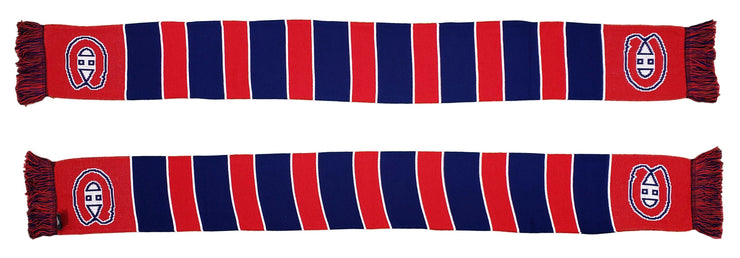 MONTREAL CANADIENS SCARF - Traditional Bar Scarf