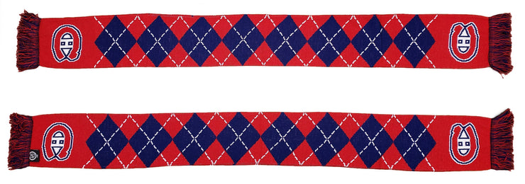 MONTREAL CANADIENS SCARF - Argyle