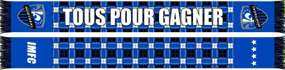 MONTREAL IMPACT SCARF - Tartan - Ruffneck Scarves