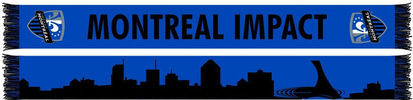MONTREAL IMPACT SCARF - Skyline