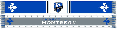 MONTREAL IMPACT SCARF - Emblem - Ruffneck Scarves