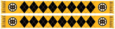 BOSTON BRUINS SCARF - Argyle