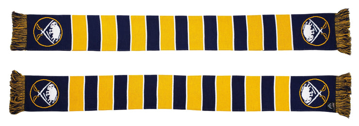 BUFFALO SABRES SCARF - Traditional Bar Scarf