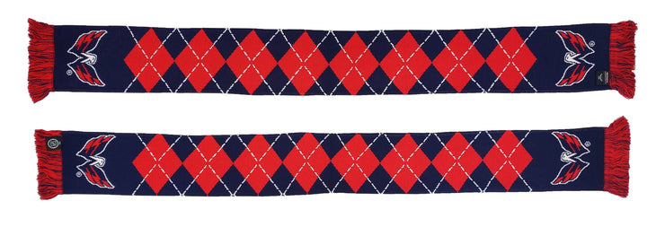 WASHINGTON CAPITALS SCARF - Argyle