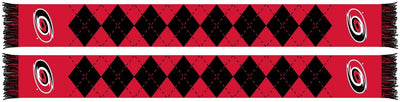CAROLINA HURRICANES SCARF - Argyle