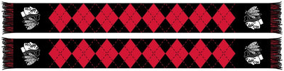 CHICAGO BLACKHAWKS SCARF - Argyle