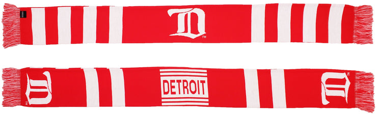 DETROIT RED WINGS SCARF - Vintage