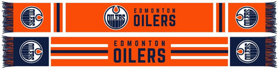 EDMONTON OILERS SCARF - Home Jersey