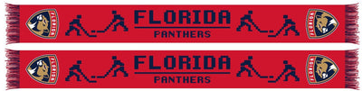 FLORIDA PANTHERS SCARF - 8-Bit