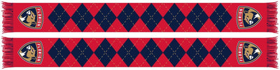 FLORIDA PANTHERS SCARF - Argyle