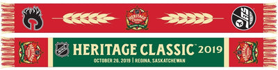2019 Heritage Classic scarf