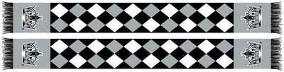 LA KINGS SCARF - Argyle