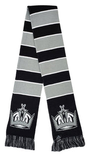LA KINGS SCARF - Traditional Bar Scarf