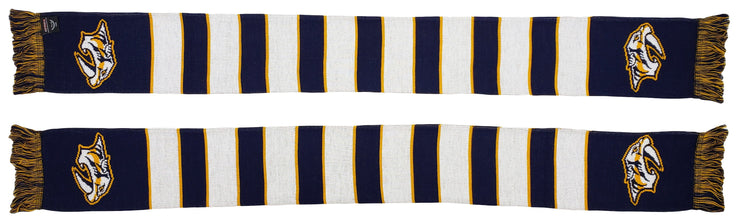 NASHVILLE PREDATORS SCARF - Traditional Bar Scarf