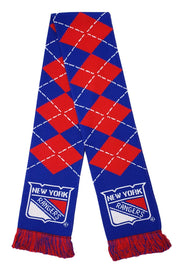 NEW YORK RANGERS SCARF - Argyle