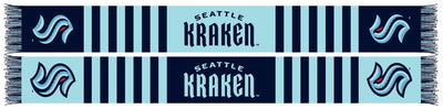 Seattle Kraken Bar Scarf