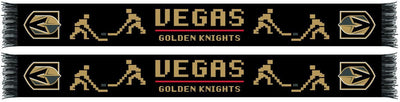 VEGAS GOLDEN KNIGHTS SCARF - 8-Bit