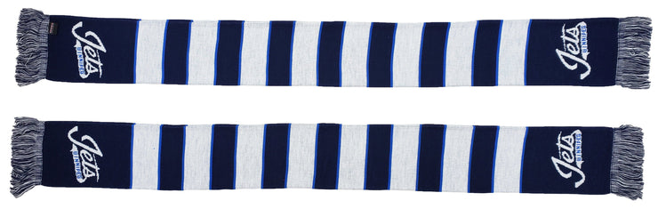 WINNIPEG JETS SCARF - Traditional Bar Scarf