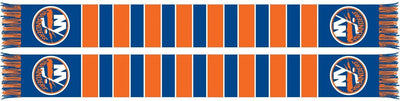 NEW YORK ISLANDERS SCARF - Traditional Bar Scarf