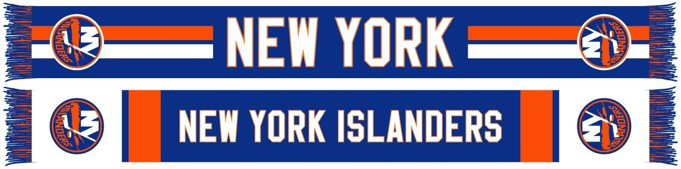 NEW YORK ISLANDERS SCARF - Home Jersey