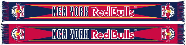NEW YORK RED BULLS SCARF - Banner
