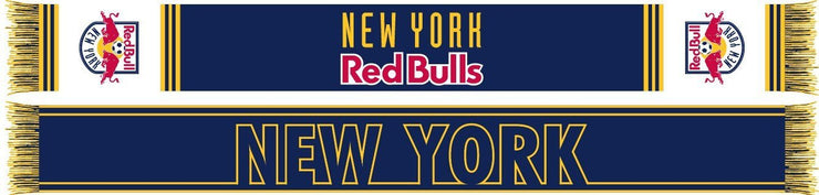 NEW YORK RED BULLS SCARF - Neon
