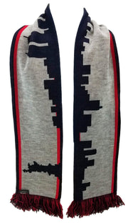 NEW YORK RED BULLS SCARF - Skyline