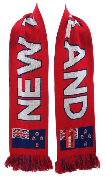 NEW ZEALAND Scarf - Ruffneck Scarves - 3