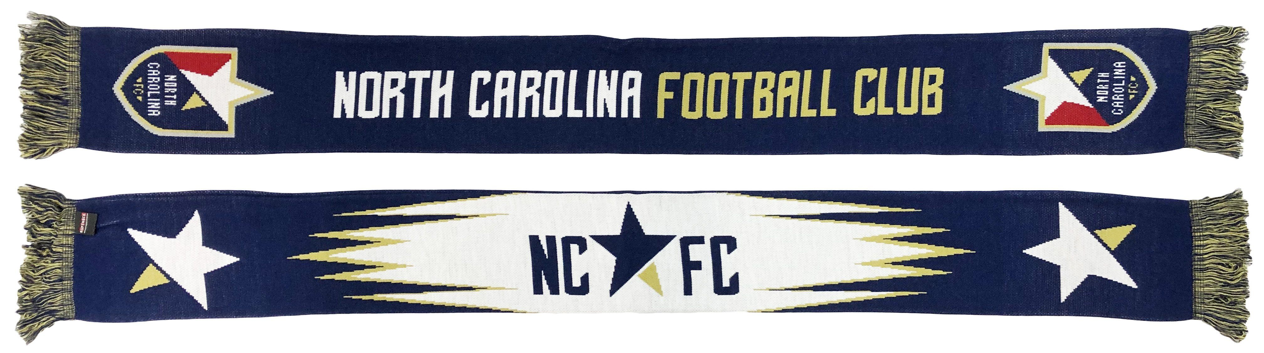 North Carolina FC Scarf - Star