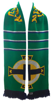 NORTHERN IRELAND Scarf - Ruffneck Scarves - 3