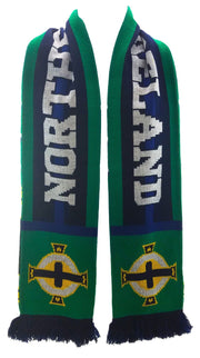 NORTHERN IRELAND Scarf - Ruffneck Scarves - 2