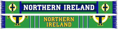 NORTHERN IRELAND Scarf - Ruffneck Scarves - 1