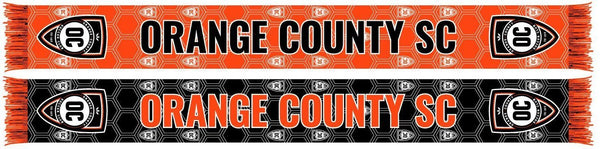 Orange County SC Scarf - Hex