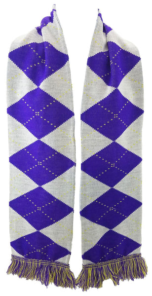 ORLANDO CITY SCARF - Argyle