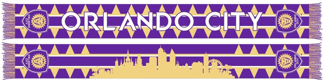 ORLANDO CITY SCARF - Skyline