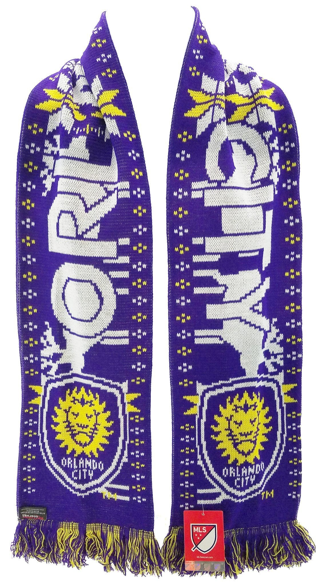 ORLANDO CITY SCARF - Winter Scarf
