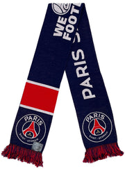 PSG Scarf - We Are Football (HD Knit)