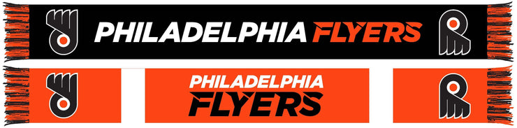PHILADELPHIA FLYERS SCARF - Home Jersey