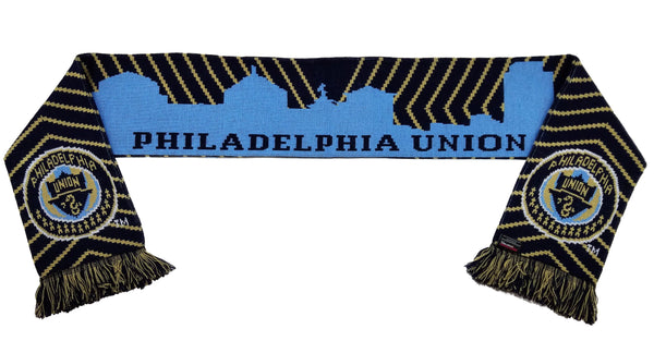 PHILADELPHIA UNION SCARF - Skyline