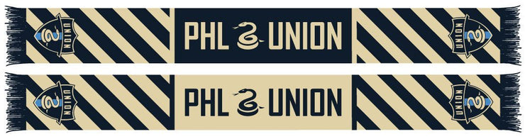 PHILADELPHIA UNION SCARF - 2020 Diagonal