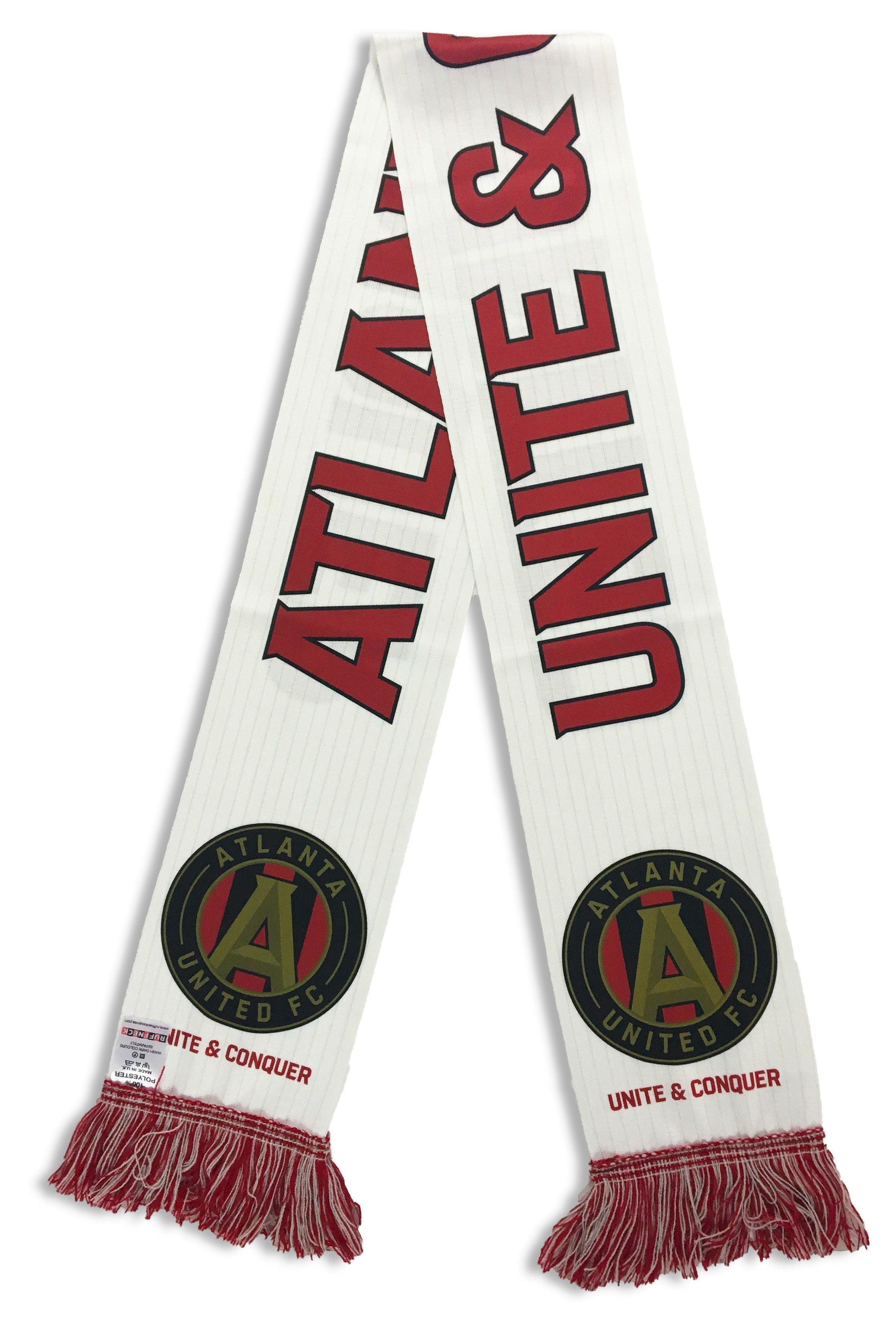 ATLANTA UNITED SCARF - Sublimated Pinstripe
