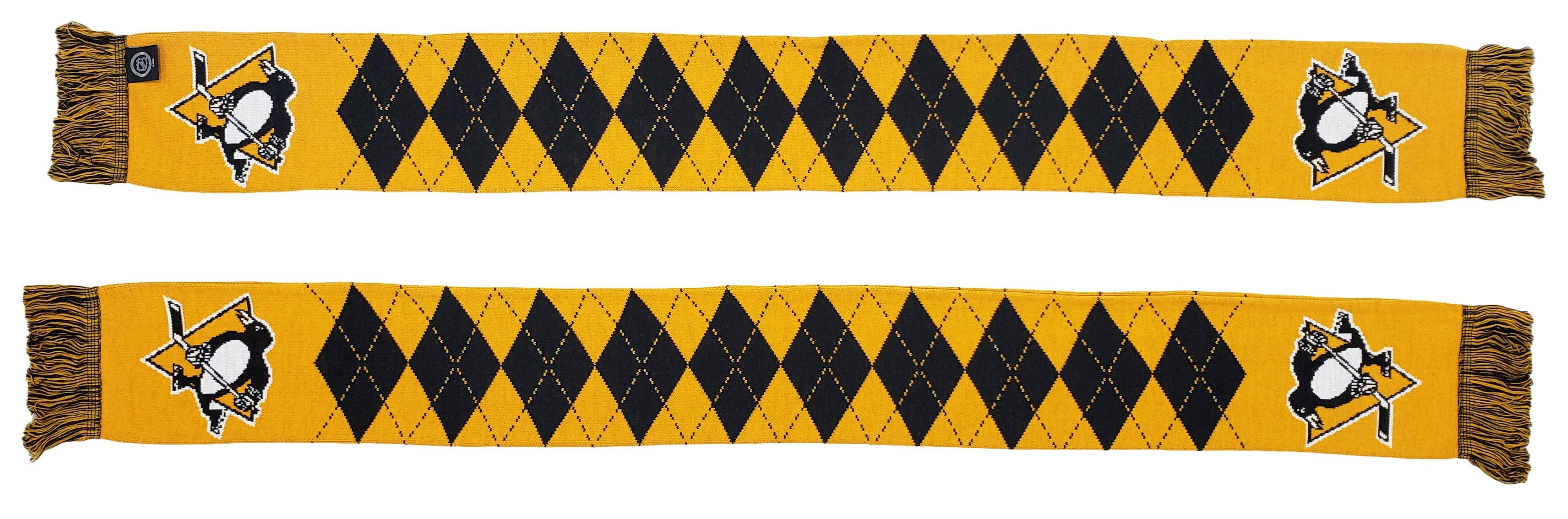 PITTSBURGH PENGUINS SCARF - Argyle