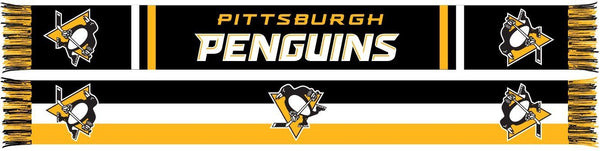 PITTSBURGH PENGUINS SCARF - Home Jersey
