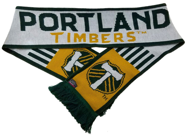 PORTLAND TIMBERS SCARF - Classic - Ruffneck Scarves - 3