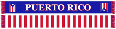 PUERTO RICO Scarf - Ruffneck Scarves - 1