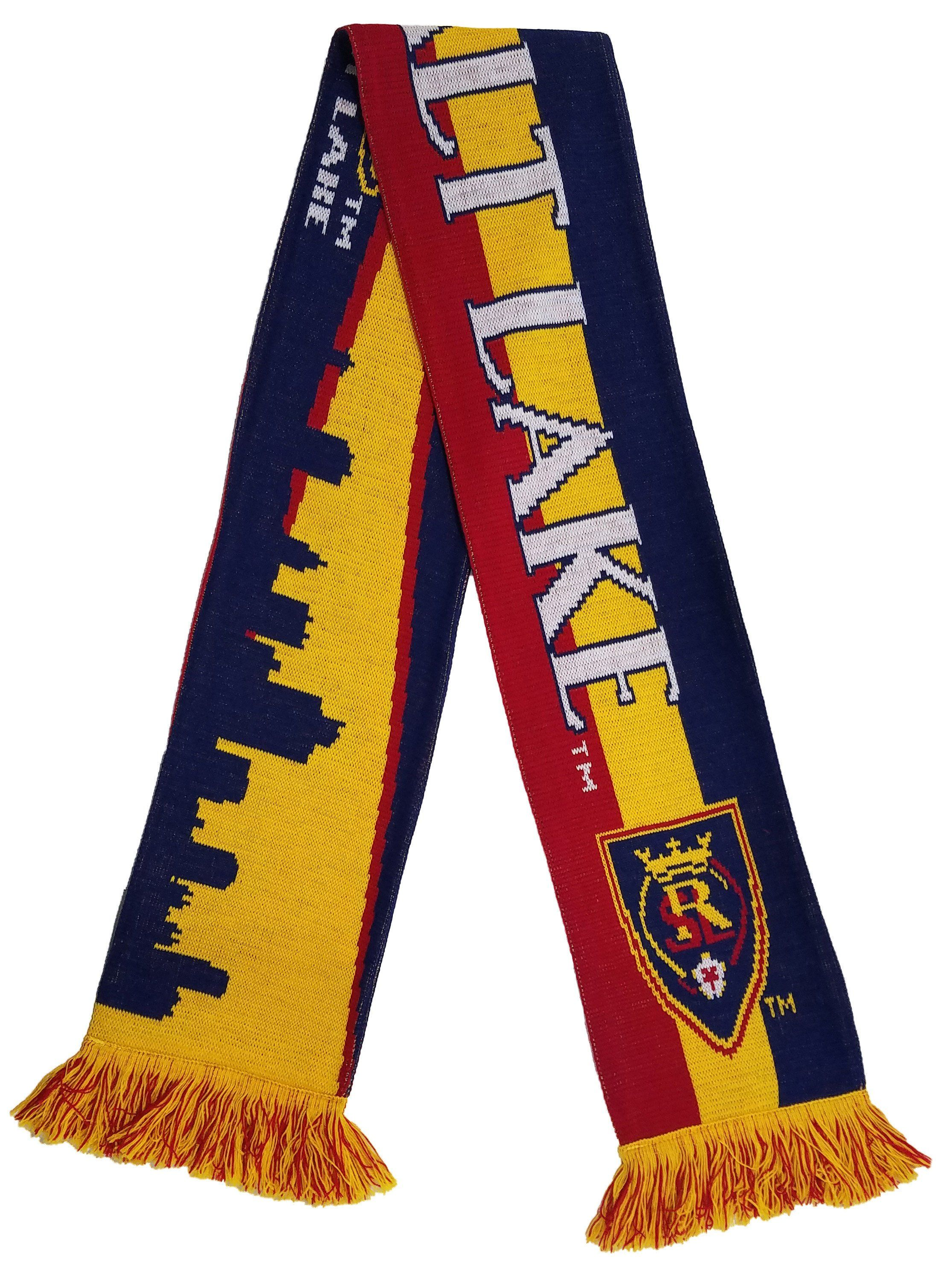 REAL SALT LAKE SCARF - Skyline (Royal)