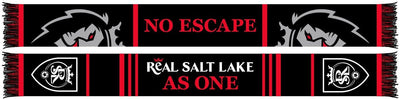 REAL SALT LAKE SCARF - No Escape - Ruffneck Scarves - 1