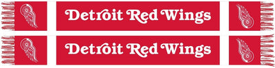 DETROIT RED WINGS SCARF - Home Jersey